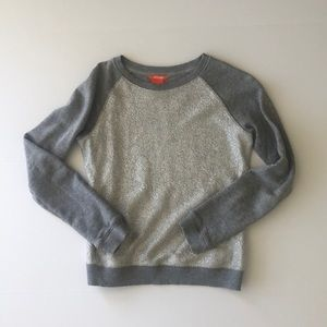 "Girls ""dressy"" sweatshirt"